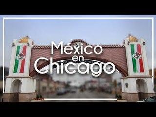El BARRIO MEXICANO  en Chicago