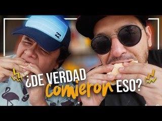 NO CREERÁS todo lo que COMIMOS en Campeche ft. Tío Rober
