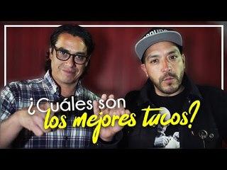 TACOS AL PASTOR, SUADERO Y TRIPA con el Chef Carlos Gaytán