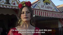 Espagne: la Sevillana, la danse reine de la féria de Seville