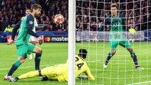 Ajax-Tottenham, Lucas en 3 coups d'éclat - Foot - C1