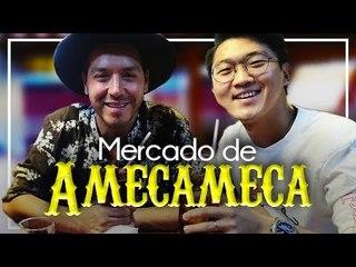 Comiendo con COREANO VLOGS en AMECAMECA