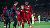 LIVE: LIVERPOOL 4-0 BARCELONA | Liverpool Are In The Champions League Final | #TheFootballSocial