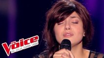 Serge Lama – Je suis malade   Elvya Gary   The Voice France 2015   Blind Audition