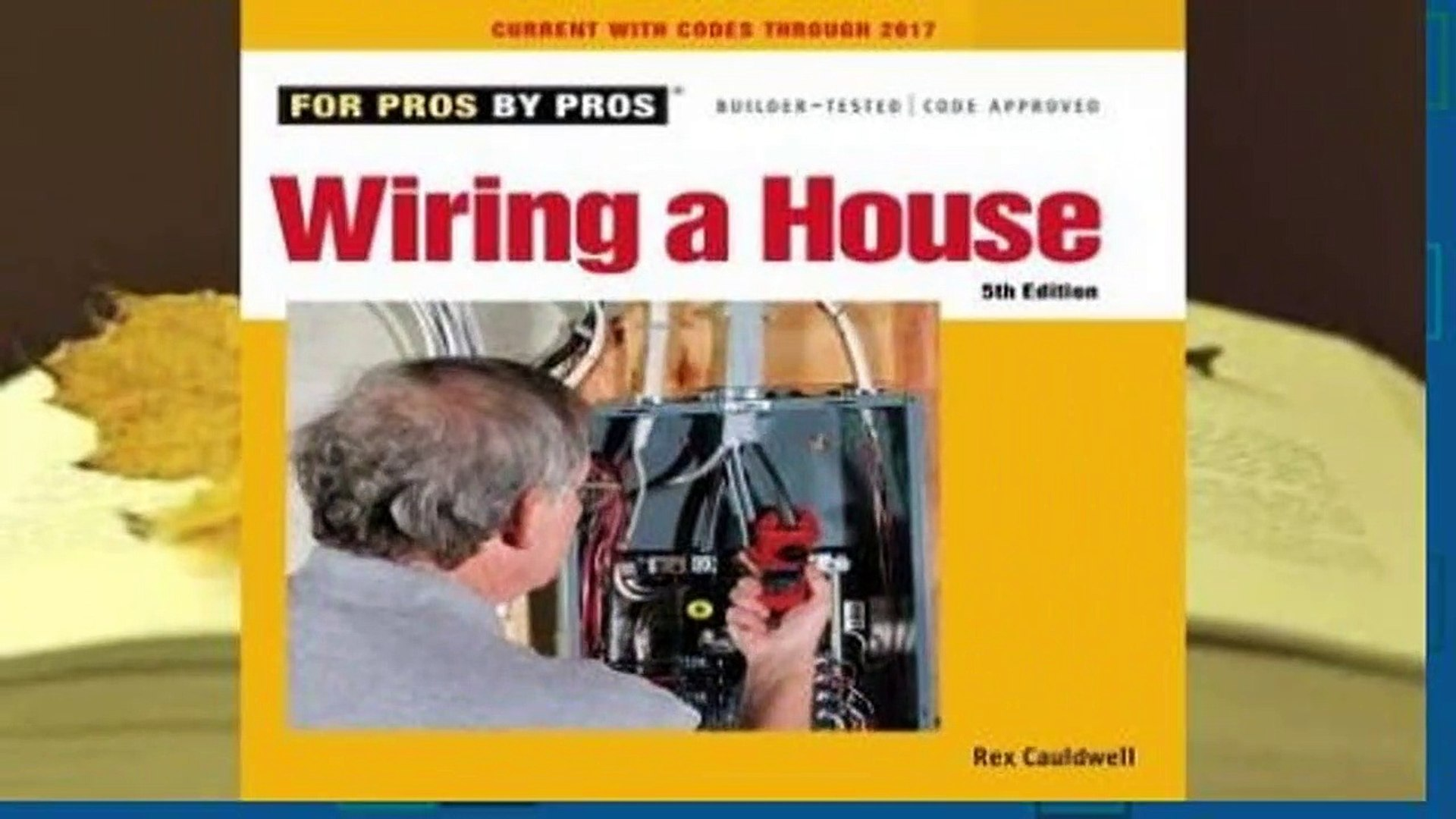 online wiring a house 5th edition for kindle video  wiring a house 5th edition (for pros