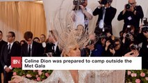 Celine Dion Was Confused By The Met Gala Theme