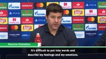 Pochettino refuses to answer question about Harry Kanes's fitness