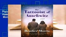 Popular The Tattooist of Auschwitz - Heather   Morris