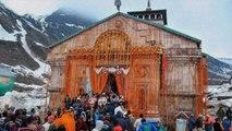 Kedarnath Temple का ब्रह्म मुहूर्त में कपाट खुलते ही भक्तों ने किए भगवान के भव्य दर्शन | Boldsky