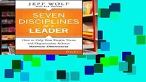 [Read] Seven Disciplines of A Leader  For Trial