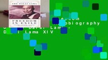 Best product  Freedom in Exile: The Autobiography of the Dalai Lama - Dalai Lama XIV