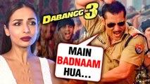 Salman Khan REPLACES Malaika Arora In Munni Badnaam Hui | Dabangg 3