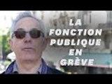 Grève nationale des fonctionnaires: nos services publics sont bradés au privé