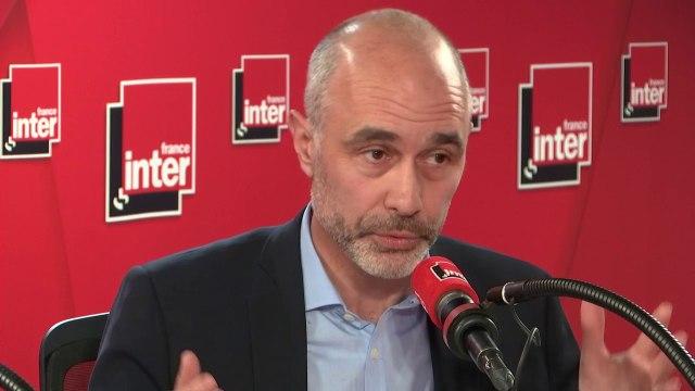 """Gilles Boyer, candidat sur la liste LREM aux Européennes sur l'idée d'un SMIC européen : """"Notre idée, c'est d'augmenter le pouvoir d'achat et les conditions sociales dans tous les pays de l'Union"""""""