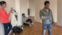 Alia Bhatt & Ranbir Kapoor's video LEAKED from Brahmastra set: Check out here | FilmiBeat