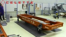 Car frame machine Celette and Car Lifting Table X TRAC, car measuring system, car universal jigs