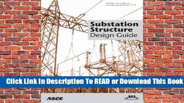Full version  Substation Structure Design Guide  Best Sellers Rank : #3
