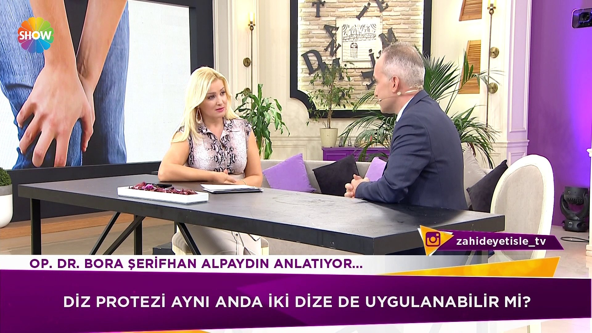 Zahide Yetiş ve Mustafa Karataş'la 110. Bölüm