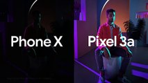 Google Pixel 3a - Présentation