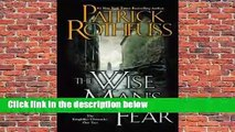 [GIFT IDEAS] The Wise Man's Fear (The Kingkiller Chronicle, #2) by Patrick Rothfuss