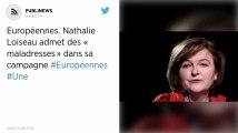 Européennes. Nathalie Loiseau admet des «maladresses» dans sa campagne