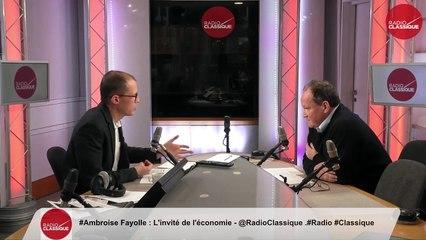 """""""En France, 2 projets sur 3 que nous finançons ont une composante climatique"""" Ambroise Fayolle (09/05/19)"""