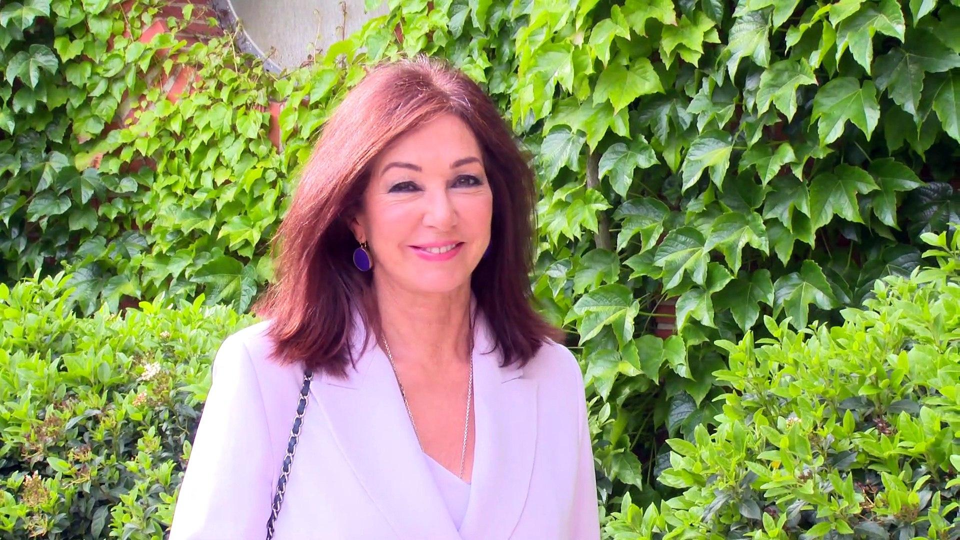 Ana Rosa Quintana, radiante en los Premios del Club Internacional de la prensa