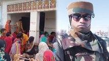 कानपुर के CRPF जवान की पुलवामा में मौत, गश्त के दौरान गिरी थी चट्टान