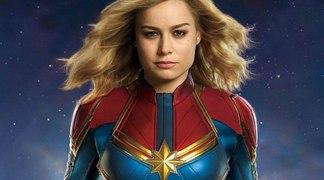 Marvel Studios' Captain Marvel - Blu-ray tráiler