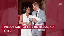 """Royal Baby de Harry et Meghan : pourquoi les fans de """"Riverdale"""" sont persuadés qu'ils sont fan de la série"""