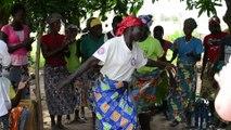 Move with Africa: séjour de l'Institut Sainte-Ursule de Namur au Bénin avec Iles de paix