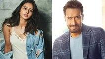 De De Pyar De: Rakul Preet Singh taunts Ajay Devgan because of THIS, Know here | FilmiBeat
