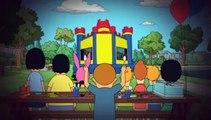 Bob S Burgers Season 6 Episode 11 House Of 1000 Bounces Video Dailymotion