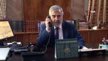 İstanbul Müftüsü Yılmaz, telefon başına geçip fetva hattına gelen soruları yanıtladı