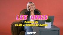 Une danseuse de DALS analyse des films/séries sur la danse (Dirty Dancing, Un dos tres...)