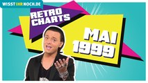 Top 5 Retro Charts: Mai 1999 - Mit Julian F. M. Stöckel - Schon 20 Jahre her