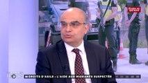 Le président de l'OFII le rappelle : « la pression de la demande d'asile a diminué en Europe » #UMED