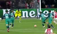 Football - Lucas Moura hat-trick vs Ajax - Champions League
