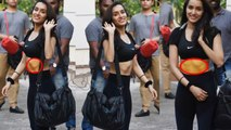 Shraddha Kapoor flaunts her toned body with abs; Watch video | Boldsky