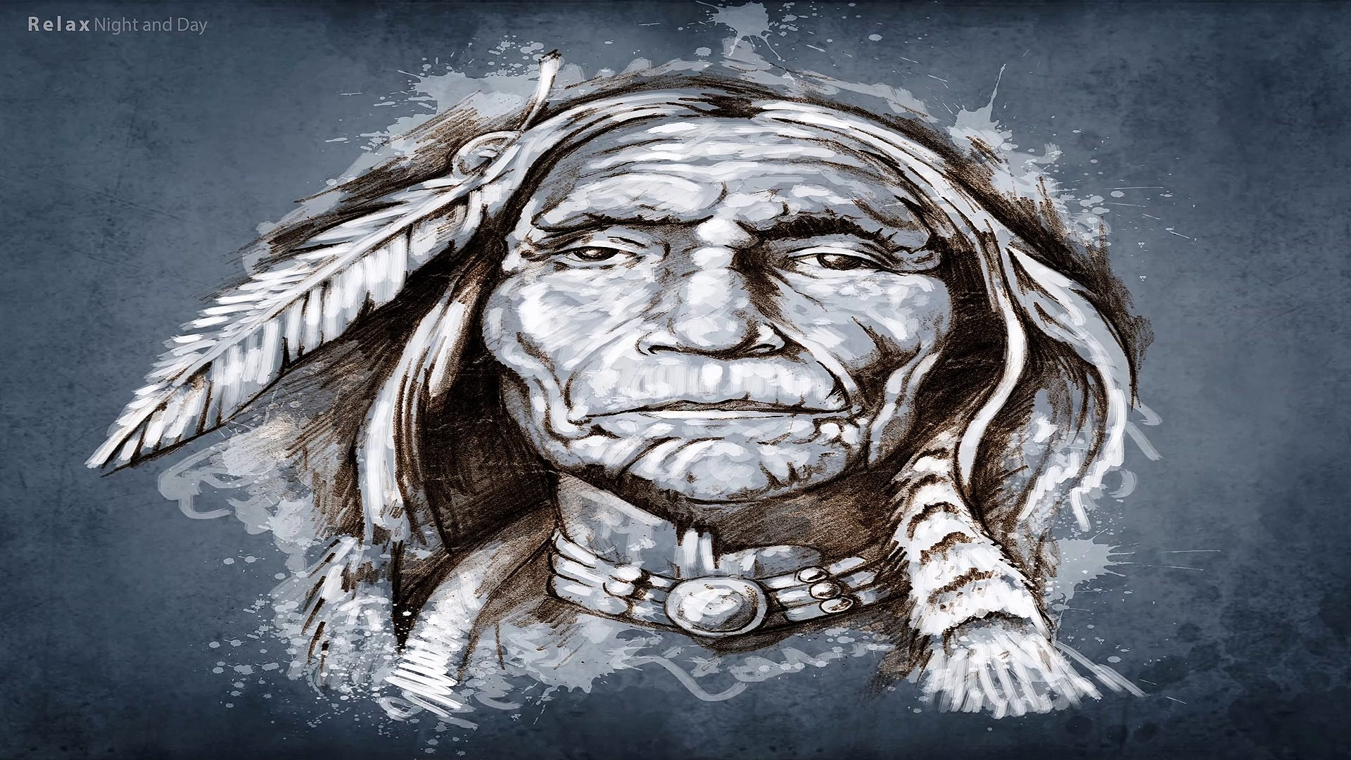 Native American Music Mix - 1 1/2 Hours - 4K ! - Shamanic Journey, Spiritual Music, Meditation Music