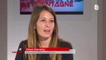 Biathlete Chloe Chevalier- 9 MAI 2019