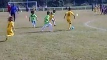 AS MAGENTA - DUMBEA FC ( U8) Vive la jeunesse !!!