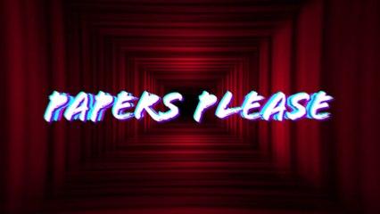 Die Legenden unter den unabhängigen Videospielen: Papers Please