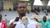 Football | Lige 2 :  Les réactions des entraîneurs d'Aboisso et de Bafing