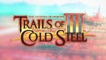 "The Legend of Heroes : Trails of Cold Steel III - Bande-annonce ""Nouveaux Alliés"""