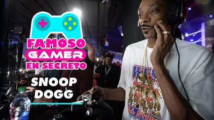 Snoop Dogg es un gamer de libro