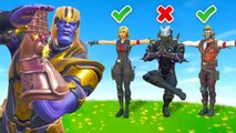 Listen to Thanos Or Else (Thanos Says) | Fortnite Funny Moments