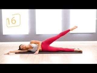 Bacak ve Kalçalar İçin Mükemmel Egzersizler