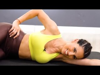 Muazzam Dik ve Yuvarlak Kalça Egzersizleri