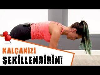 Kalça Sıkılaştırma İçin Efsane Egzersiz (Tüm Vücut)